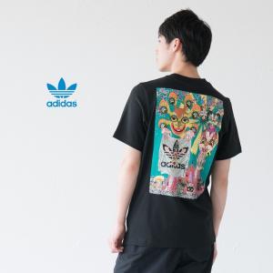 アディダス オリジナルス 半袖 Tシャツ TANAAMI HERO Tシャツ adidas Originals FUF59 DY66903 ネコポス可|cocochiya