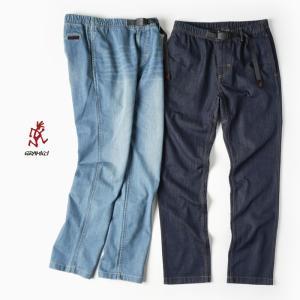 グラミチ デニム ニューナローパンツ 0816-CDJ GRAMICCI DENIM NEW NARROW PANTS メンズ コーデュラファブリック クライミングパンツ|cocochiya