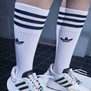 アディダス オリジナルス ソックス ソリッド クルーソックス 3ペア adidas originals SOLID CREW SOCK 3P 3パック|cocochiya