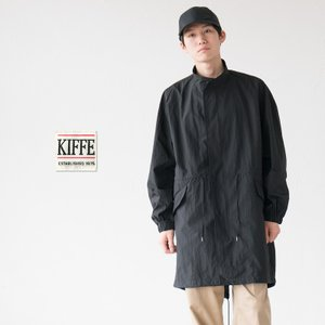 キッフェ フードレス M-65 ジャケット ナイロン KF191RT25010 メンズ モッズコート cocochiya