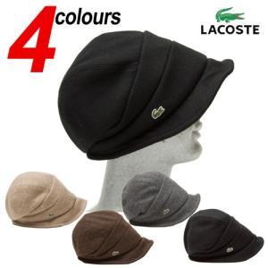 ラコステ 帽子 レディース ダウンハット LACOSTE L6216|cocochiya