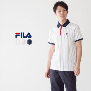 フィラ US企画 ビョルン・ボルグ BB1 ポロシャツ FILA ビヨンボルグ テニス 半袖シャツ|cocochiya
