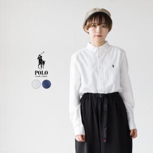 ポロ ラルフローレン ボーイズ オックスフォード ボタンダウンシャツ レディース メンズ 男女兼用|cocochiya