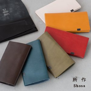 所作 ロングウォレット ベーシック shosa SHO-LO1A BASIC 日本製 本革 長財布|cocochiya