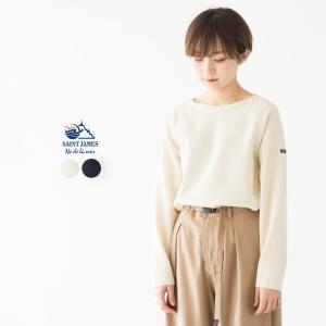 セントジェームス セーター ラグラン ウール ウエッソン セーター SAINT JAMES 17JLRAGL 1001/1U 2554|cocochiya