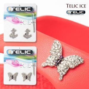 テリック 専用バッジ アイス TELIC ICE バッチ 簡単取付|cocochiya