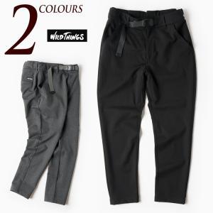 ワイルドシングス 4WAY シングス パンツ WILD THINGS 4WAY PANTS WT17124AD メンズ ストレッチ テーパードパンツ|cocochiya