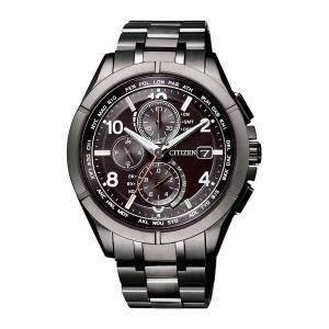 シチズン 腕時計 アテッサ AT8166-59E ATTESA エコ・ドライブ電波時計 ダイレクトフ...