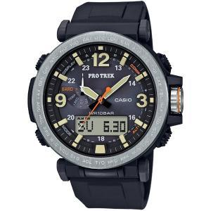新品 国内正規品 CASIO メンズ腕時計 PRO TREK PRG-600-1JF