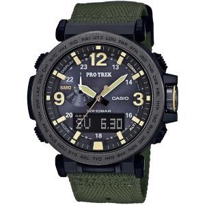 新品 国内正規品 CASIO メンズ腕時計 PRO TREK PRG-600YB-3JF