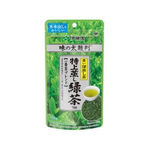 伊藤園/味の太鼓判 特上蒸し緑茶700  100g