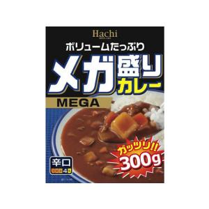 ハチ/メガ盛りカレー 辛口 300gの関連商品4