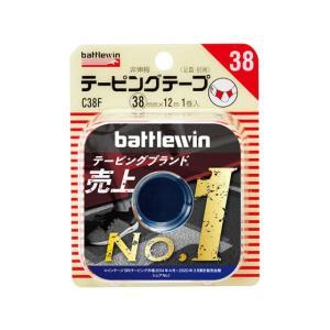 ニチバン/バトルウィン テーピングテープ非伸縮タイプ/C38F|cocodecow