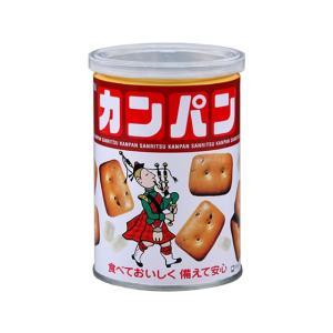 三立製菓/缶入りカンパン 100g|cocodecow