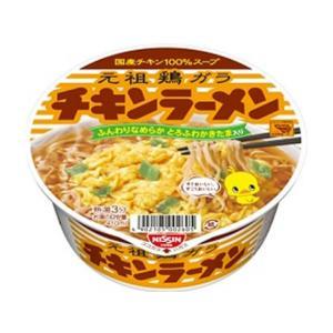 日清食品/チキンラーメンどんぶり 85g
