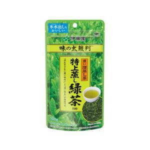 伊藤園/味の太鼓判 特上蒸し緑茶500 100g