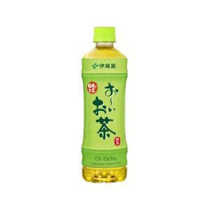 伊藤園/お〜いお茶 緑茶 525ml