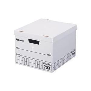 フェローズ/バンカーズボックス 703ボックス A4 黒 3個/970302|cocodecow