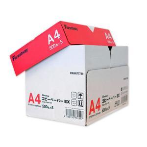 コピー用紙 A4 2500枚 (500枚×5冊) 高白色