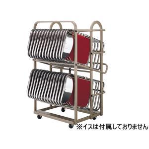 コクヨ/折りたたみイス用台車 2段(小)/CP-60 cocodecow
