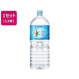 アサヒ飲料/おいしい水 天然水 富士山 2L 12本|cocodecow