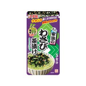 丸美屋/家族のわさび茶漬け 31g