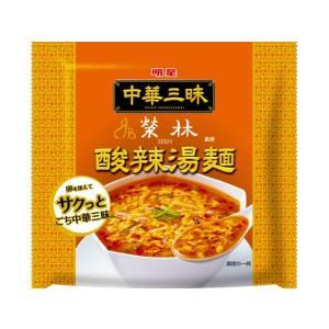 明星食品/中華三昧 赤坂榮林 酸辣湯麺 103g|cocodecow