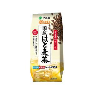 伊藤園/国産はと麦茶 ティーバッグ 1袋(30バッグ)