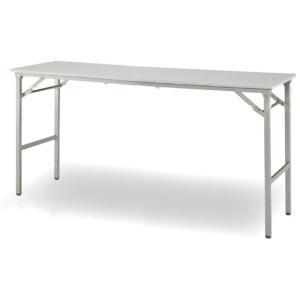 アイリスチトセ/SUPERかるトップスリムテーブル W1500×D450 棚なし cocodecow