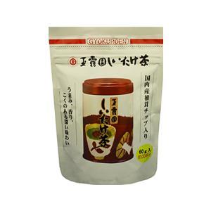 玉露園/しいたけ茶 顆粒 60g