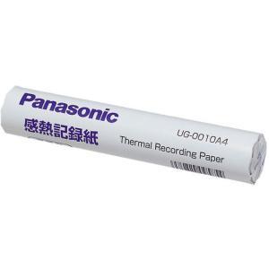 パナソニック/感熱記録紙 A4 6本入/UG-0010A4