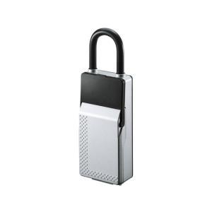 サンワサプライ/セキュリティ鍵収納ボックス(2段階開閉式)/SL-75 cocodecow