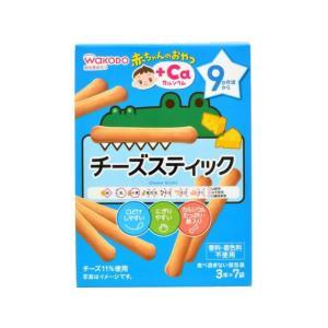 和光堂/赤ちゃんのおやつ+Ca チーズスティッ...の関連商品4