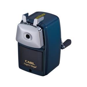 カール事務器/手動鉛筆削り エンゼル5 ロイヤル ブルー/A5RY-B|cocodecow