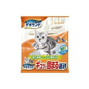 ユニチャーム/デオサンド 紙砂 5Lの関連商品5