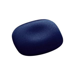 サンワサプライ/低反発リストレストミニ ブルー/TOK-MU2NBL
