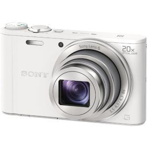 ソニー/デジタルスチルカメラ サイバーショット ホワイト/DSC-WX350 W|cocodecow