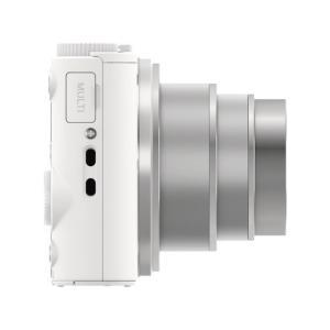 ソニー/デジタルスチルカメラ サイバーショット ホワイト/DSC-WX350 W|cocodecow|03