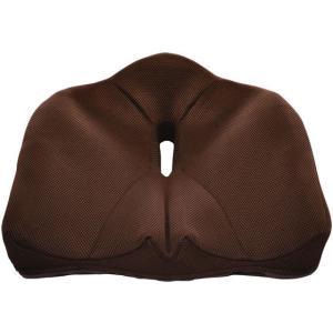 コジット/腰痛対策クッション ブラウン/93451|cocodecow|06
