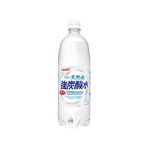 日本サンガリア/伊賀の天然水 強炭酸水 1L|cocodecow