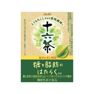 アサヒ飲料/十六茶プラス 3つのはたらき 630ml cocodecow 02