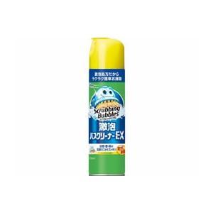 【仕様】エアゾールだから浴室の浴槽・床・壁もラクラク・簡単にお掃除ができる!きめ細やかな泡が汚れに浸...