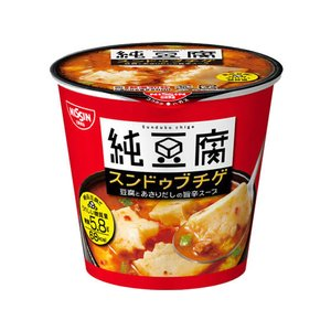 日清食品/純豆腐 スンドゥブチゲスープ 17g|cocodecow