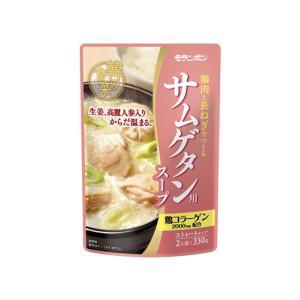 【仕様】美容にもうれしい鶏コラーゲン2000mg入り。旨みたっぷりの鶏白湯に高麗人参を効かせた、サム...