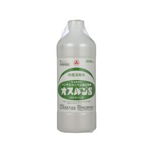 【第3類医薬品】薬)タケダ/オスバン S 600mlの画像