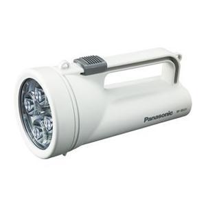 パナソニック/エボルタ付 LED強力ライト/F-KJWBS01-W|cocodecow