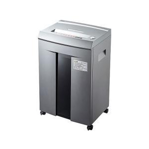 サンワサプライ/ペーパー&CDシュレッダー マイクロカット/PSD-M4016|cocodecow