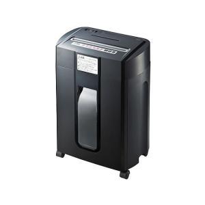 サンワサプライ/ペーパー&CDシュレッダー マイクロクロスカット/PSD-AW1039|cocodecow