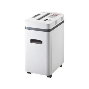 サンワサプライ/ペーパー&CDシュレッダー マイクロカット/PSD-AA6212|cocodecow