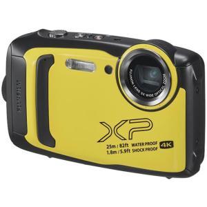 富士フイルム/デジタルカメラ FinePix XP140 イエロー/XP140YE|cocodecow